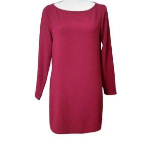 🌻 American Apparel Tunic / Dress  Small Maroon